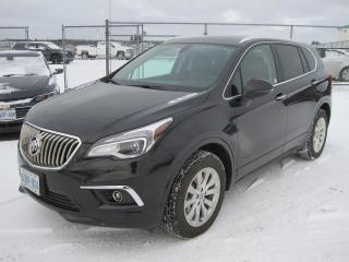 Used 2017 Buick Envision Essence for sale in Thunder Bay, ON