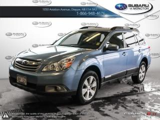 Used 2011 Subaru Outback 2.5i Prem for sale in Dieppe, NB