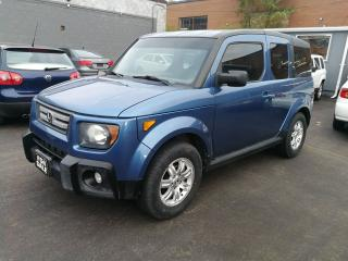 Used 2007 Honda Element EX-P for sale in Toronto, ON