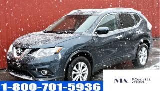 Used 2016 Nissan Rogue SV with BACK UP CAMERA, BLUETHOOTH for sale in London, ON