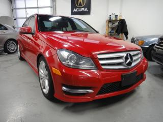 Used 2013 Mercedes-Benz C-Class C 300,AWD,NO ACCIDENT,ALL SERVICE RECORDS for sale in North York, ON