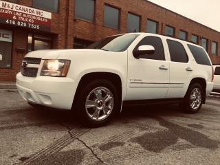 Used 2009 Chevrolet Tahoe LTZ for sale in Mississauga, ON