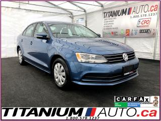 Used 2015 Volkswagen Jetta Trendline+ -Camera-Heated Seats-BlueTooth-Traction for sale in London, ON