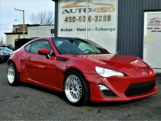Used 2013 Scion FR-S ***FR-S,BLUETOOTH,BAS KILO*** for sale in Longueuil, QC