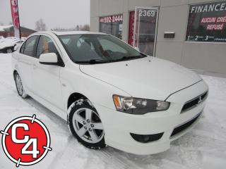 Used 2013 Mitsubishi Lancer Se/gt Toit Mags A/c for sale in St-Jérôme, QC