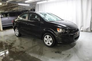 Used 2015 Chevrolet Sonic Lt (A/C,BLUETOOTH,CAMERA) for sale in St-Constant, QC