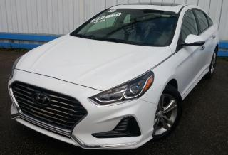 Used 2018 Hyundai Sonata GLS *LEATHER-SUNROOF* for sale in Kitchener, ON