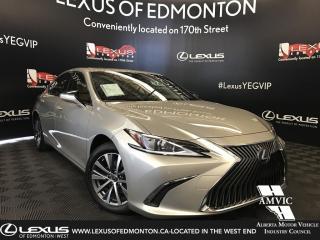 New 2019 Lexus ES 300 h Premium Package for sale in Edmonton, AB