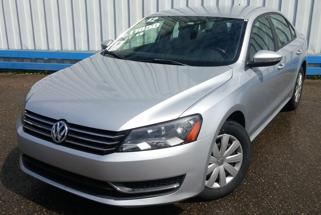 2012 Volkswagen Passat Trendline *BLUETOOTH*