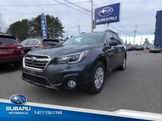 Used 2018 Subaru Outback 2.5i AWD ** TOURING EYESIGHT ** CERTIFIÉ for sale in Victoriaville, QC