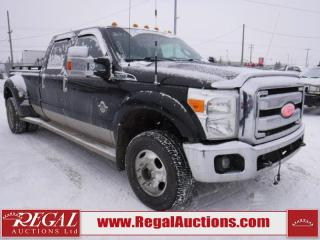 Used 2014 Ford F350  4D 4WD for sale in Calgary, AB