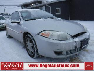 Used 2001 Mercury COUGAR BASE 2D COUPE V6 for sale in Calgary, AB
