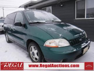 Used 2003 Ford Windstar 4D WAGON for sale in Calgary, AB