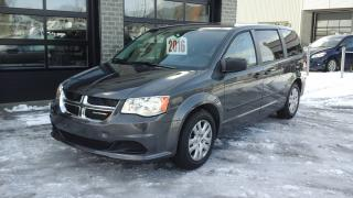 Used 2016 Dodge Grand Caravan SE/SXT for sale in Sherbrooke, QC