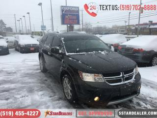 Used 2015 Dodge Journey R/T | AWD | 7PASS | LEATHER for sale in London, ON