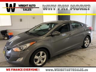 Used 2013 Hyundai Elantra GLS|HEATED SEATS|SUNROOF|56,878 KM for sale in Cambridge, ON