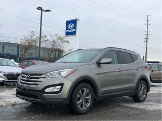 Used 2015 Hyundai Santa Fe Sport 2.4L AWD Luxury leather pano roof backup camera for sale in Barrie, ON