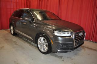 Used 2017 Audi Q7 3.0T Technik | AWD | Nav | Roof | One Owner for sale in Listowel, ON