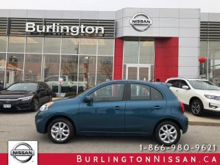 Used 2018 Nissan Micra SV,  *** ONLY 000056 KM'S *** for sale in Burlington, ON