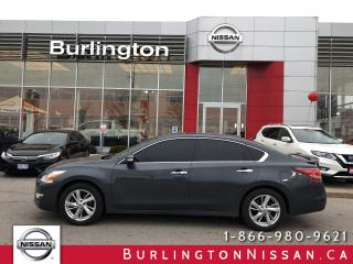 Used 2013 Nissan Altima 2.5 SL for sale in Burlington, ON