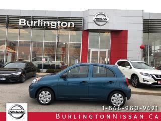 Used 2015 Nissan Micra *** MANUAL TRANSMISSION *** for sale in Burlington, ON