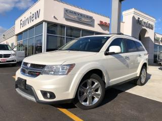 Used 2018 Dodge Journey GT.Leather   7pass   Navi   DVD for sale in Burlington, ON