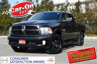 Used 2016 RAM 1500 SLT OUTDOORSMAN DIESEL REAR CAM TOW PKG LOADED for sale in Ottawa, ON