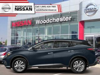 New 2018 Nissan Murano AWD SL  - $268.62 B/W for sale in Mississauga, ON