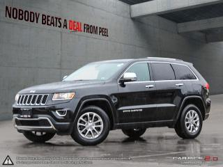 Used 2014 Jeep Grand Cherokee Limited Ed*Navigation*Bluetooth*Alpine*Very Clean for sale in Mississauga, ON