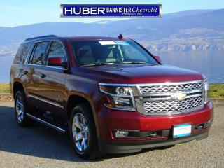 Used 2018 Chevrolet Tahoe 4X4/ Leather/ Bluetooth for sale in Penticton, BC