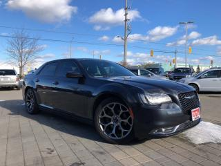Used 2016 Chrysler 300 300S LOW KMS!!**Panoramic Sunroof**Navigation** for sale in Mississauga, ON