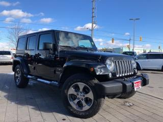 Used 2018 Jeep Wrangler Sahara**Navigation**Automatic** for sale in Mississauga, ON