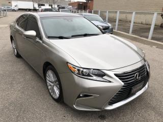 Used 2016 Lexus ES 350 NAVIGATION I BACK-UP CAMERA for sale in Toronto, ON