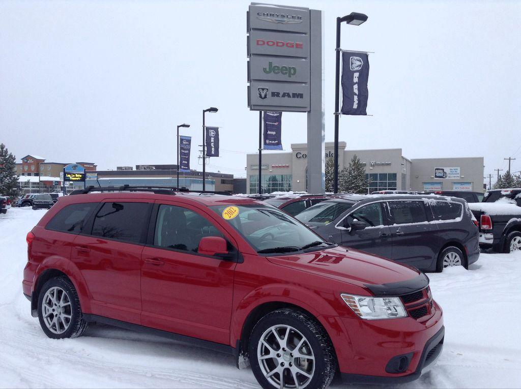 Cold Lake Dodge >> Used 2012 Dodge Journey Journey R T Awd For Sale In Cold