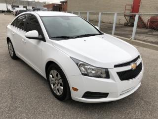 Used 2014 Chevrolet Cruze NO ACCIDENT I 1LT for sale in Toronto, ON
