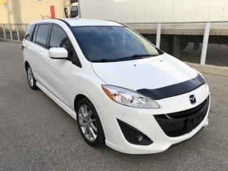 Used 2012 Mazda MAZDA5 4DR WGN GT for sale in Toronto, ON