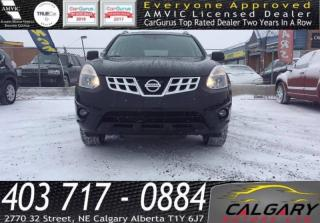 Used 2012 Nissan Rogue AWD 4dr for sale in Calgary, AB