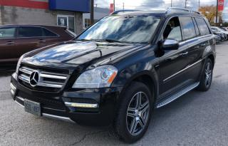 Used 2010 Mercedes-Benz GL-Class BlueTEC|TV/DVD|FINANCING AVAILABLE for sale in Mississauga, ON