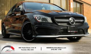 Used 2015 Mercedes-Benz CLA-Class CLA45|AMG|4MATIC|Navigation|Pano Roof|Backup Camera for sale in Toronto, ON