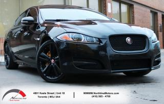 Used 2015 Jaguar XF 3.0 SPORT| AWD|Navigation|Backup Camera|Sunroof for sale in Toronto, ON
