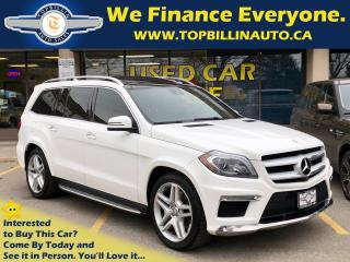 Used 2016 Mercedes-Benz GL-Class GL350 BlueTEC 4MATIC for sale in Vaughan, ON