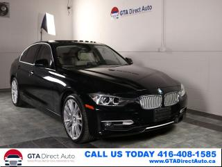 Used 2014 BMW 3 Series 328i xDrive INDIVIDUAL Nav SunroofCamera Certified for sale in Toronto, ON