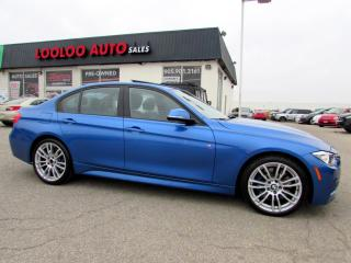 Used 2014 BMW 3 Series 335i xDrive M Sport Navigation Camera Certified 2YR Warranty for sale in Milton, ON