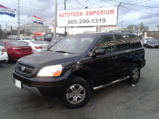 Used 2003 Honda Pilot for sale in Mississauga, ON