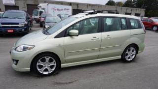 Used 2008 Mazda MAZDA5 GT 6 Passengers Alloy Sunroof Bluetooth Certified 2Yr Warranty for sale in Milton, ON