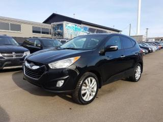 Used 2011 Hyundai Tucson Limited Auto AWD for sale in Calgary, AB