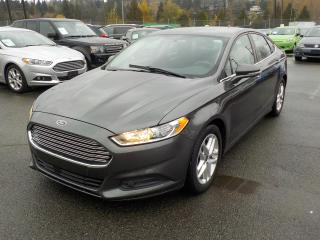 Used 2015 Ford Fusion SE for sale in Burnaby, BC