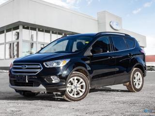 Used 2018 Ford Escape 1.5L- CDN TOURING PKG- NAV- for sale in Winnipeg, MB