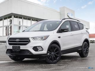 Used 2018 Ford Escape 2.0L-BLIND SPOTS-SPORT PKG for sale in Winnipeg, MB