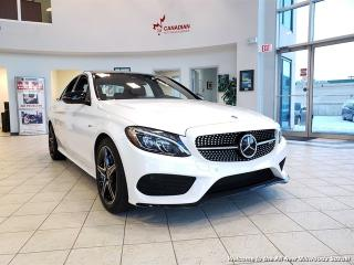 Used 2018 Mercedes-Benz AMG C43-4MATIC-LIKE NEW-ACCIDENT FREE-APPLY NOW!! for sale in Edmonton, AB
